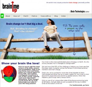 OUR WEBSITE WHILE WE (TEMPORARiLY) OPERATED UNDER A DIFFERENT COMPANY NAME