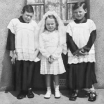 DR. SEAN BROPHY (AT LEFT) AND SIBLINGS EARLY ON